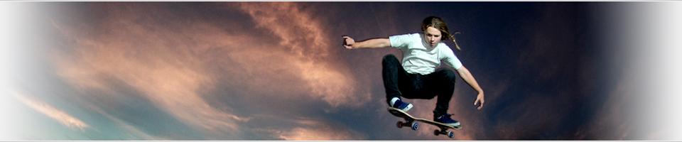 スケートボードイメージ